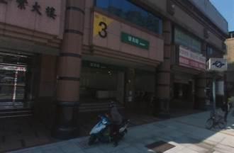 景美捷運站傳命案! 男子「大字躺」躺椅斷氣
