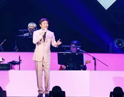 費玉清哽咽宣布絕不復出 淚別歌迷「今晚就是永別」