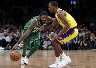 NBA》厄文膝傷不嚴重 綠衫軍虛驚一場