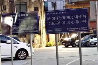 春節期間遇中市停車場違規收費 檢舉專線1999