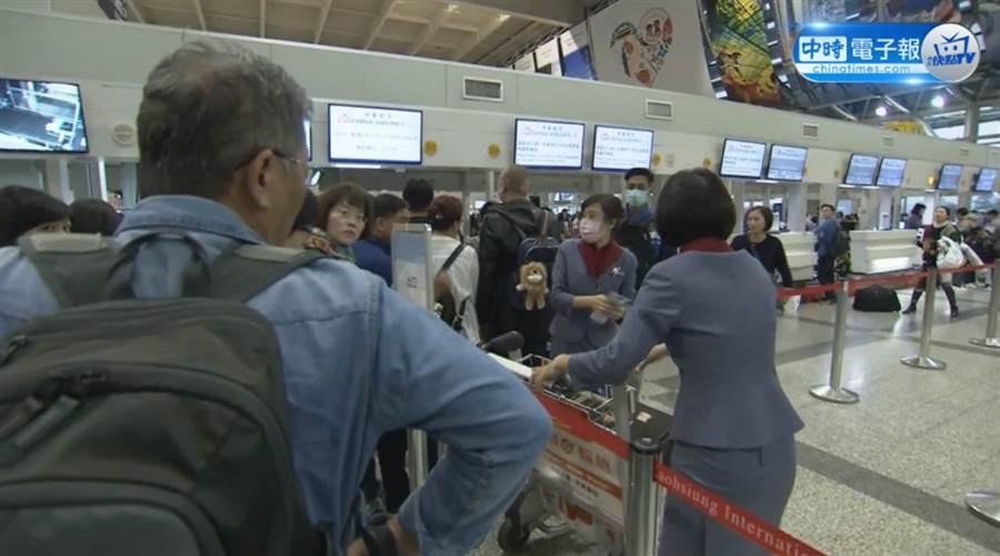 韓流效應加開班機 華航罷工旅客權益受損
