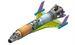 俄羅斯秘密太空梭曝光 以7馬赫飛入太空