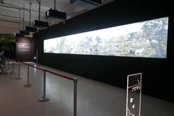 花博故宮花蝶館 給你科技美學新體驗