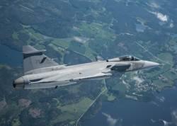 不必隱形! 瑞典打造俄戰機黑帶殺手