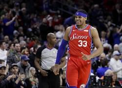 NBA》籃網可能放棄KD 瞄準七六人全能前鋒