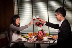 情人節大餐不能沒龍蝦 台中金典為有情人加菜