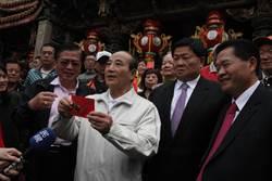 王金平:參選時機已定 一個月內宣布