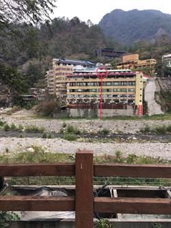 影》過年出遊悲劇 谷關飯店觀景台1歲女童墜溪亡