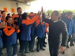 華航罷工第二天   侯友宜:政府要更積極主動