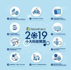 TRENDFORCE 2019十大科技預測-1 記憶體技術再升級
