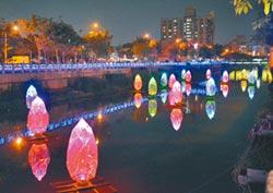 玩熱博賞綵燈 為台灣燈會暖身