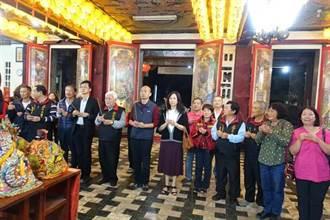 雲林縣最接近總統的人!廣福宮要韓國瑜向媽祖做這動作