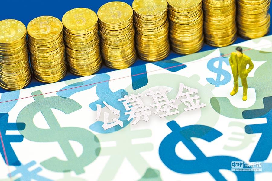 大陸的公募基金規模,有機會再刷新紀錄。(CFP)