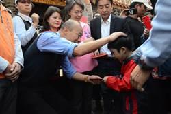 王世堅送兩隻男表 韓國瑜笑:希望我左右手各戴一隻