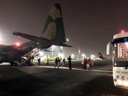 連假尾聲 空軍出動軍機協助旅運