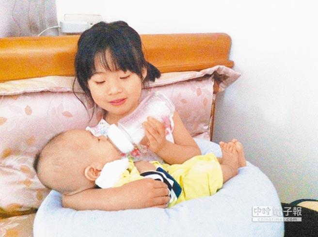 1至6歲小孩多見食欲不振,餵養不當發育恐受影響。(本報系資料照片)
