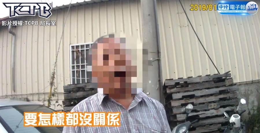 酒駕男子拒攔查 動手襲警秒被壓制KO