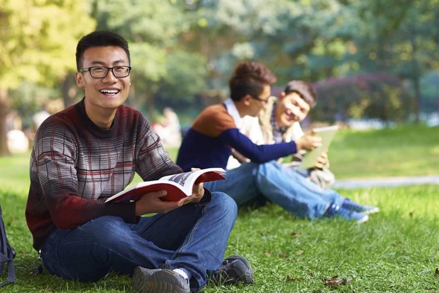 中美貿易戰未平息,負面效益已逐漸影響學生,赴美留學陸生面臨留下或返國的兩難問題。(示意圖/shutterstock)