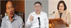 這兩人春節直播當網紅 網路聲量仍慘輸韓國瑜龜息大法