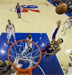 NBA》首節狂砍23分 庫茲馬追上布萊恩腳步