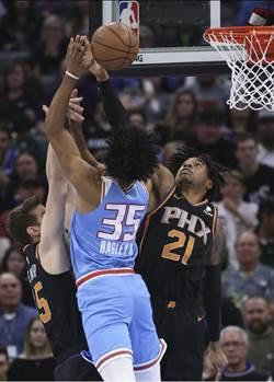 NBA》太陽不敵國王苦吞14連敗 客場10連敗