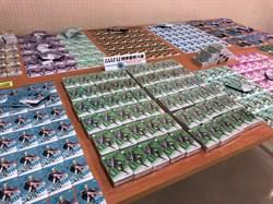 仿冒「Amiibo」卡片 侵權市值逾300萬