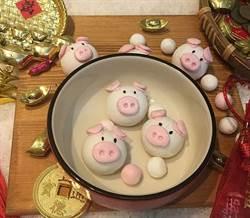 元宵前夕「作伙呷辦桌」!小豬湯圓、川劇變臉品年味