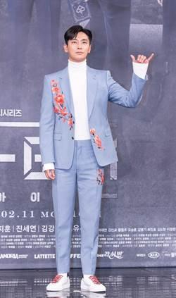 韓男神朱智勛《ITEM》新戲12日登台首播