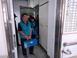 善化慶安宮託警保管香油錢 警所槍械室變金庫