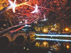 月津港燈節 點亮鹽水小鎮