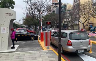 竹市10處戶外無人管理自動停車場陸續啟用