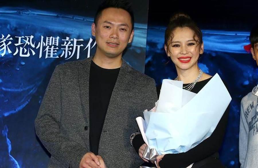 徐若瑄和李雲峰結婚5年,感情依舊幸福。(圖/本報系資料照)