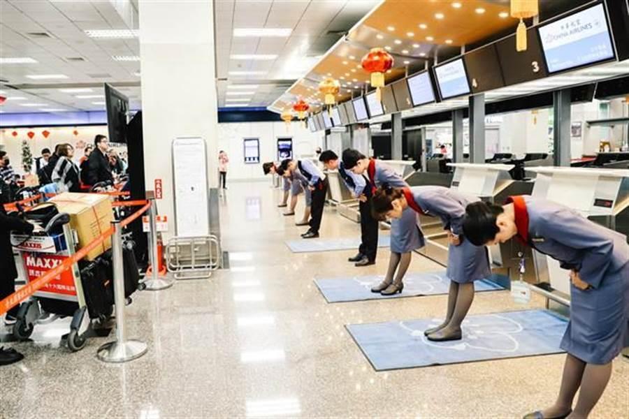 機師罷工影響擴大!華航公布12-13日取消航班。(資料照)