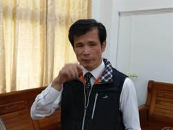 警政署長陳家欽拜會徐榛蔚 談擴增花蓮警力