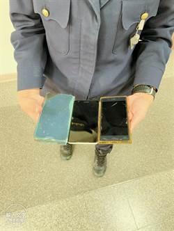 春節期間警方估計:1天拾獲3支手機