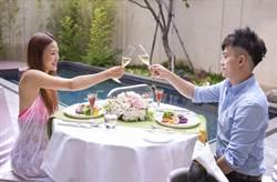 爭搶愛情商機宜蘭星級飯店大推情人月特惠活動