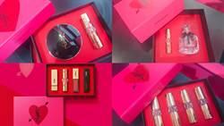 這個邱比特唇膏禮盒也太美了,情人節剩兩天,快Tag你的男朋友讓他買給你!
