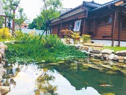 翻修日式警察宿舍 變身文青聖地