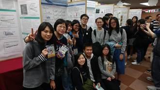 2019台灣國際科學展覽會 竹林中學徐亦萱榮獲一等獎