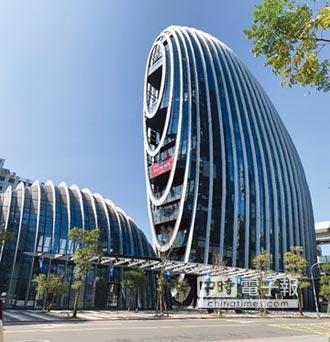 南港辦公地標砳建築 23.5億元求售