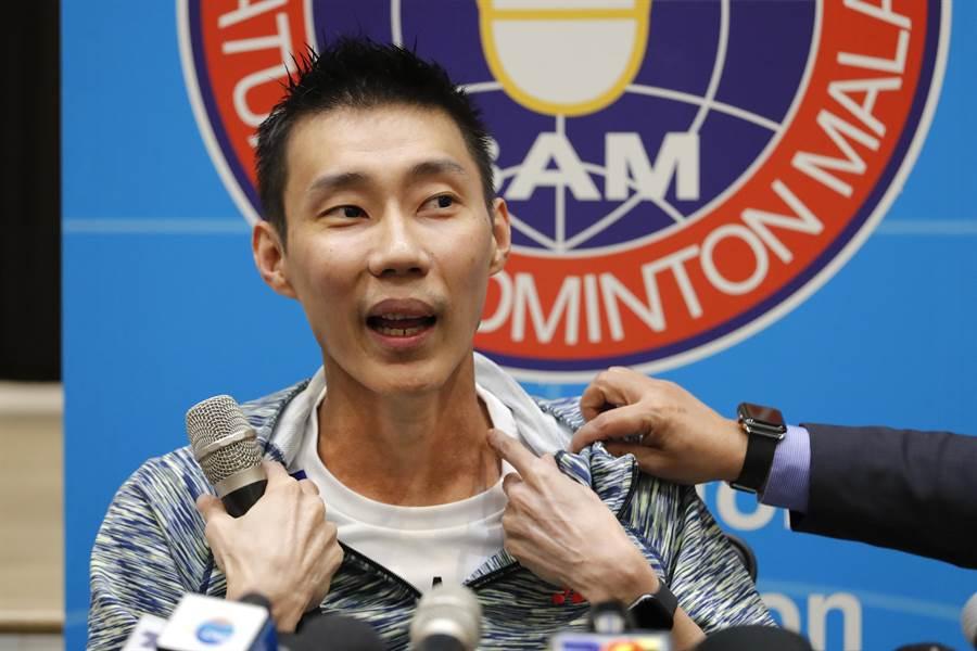 李宗偉罹癌後仍力求重返球場。(資料照/美聯社)