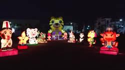 虎尾燈會重溫2017年1360萬人次參觀的美好