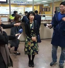 陳佩琪摃上《三立電視》 首度親自出庭