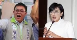 挺韓辯手陳清茂 將選這區立委力戰巴掌瑩!