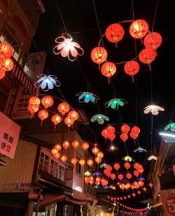 嘉義市政府送小提燈 梅山太平點燈慶元宵