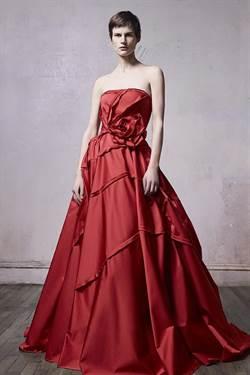 《紐約時裝周》吳季剛JASONWU新裝如玫瑰盛開
