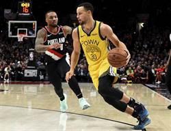 NBA》科爾爆衝遭驅逐 勇士5連勝無奈喊卡