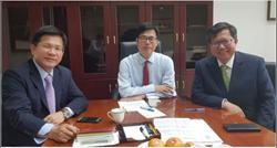 陳其邁透露 行政團隊5人攜手終迎罷工落幕