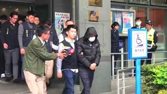 竹東三環幫大哥收保護費 遭北市萬華警逮