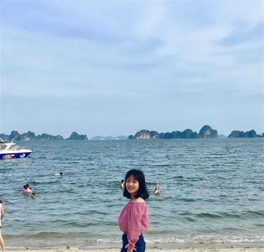 香腸妹燦爛甜笑融化一票粉絲(圖翻攝自/soha.vn)